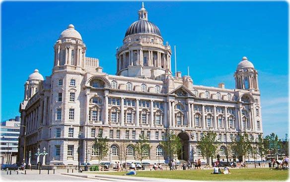 Liverpool Gra Bretanha So Turismo